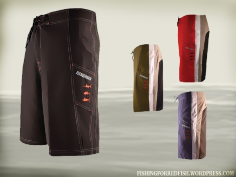 Fishworks Vallerta New Shorts